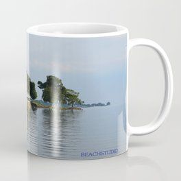 Crooked Boathouse Coffee Mug