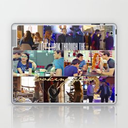 Let's look through the looking glass. Laptop & iPad Skin