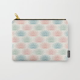 Decorative Peacocks Carry-All Pouch