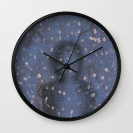 Figure 3 (The Prank) Wall Clock
