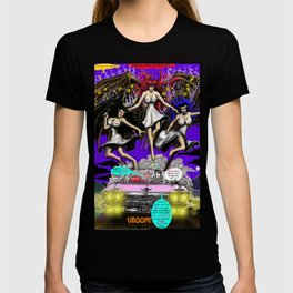 """This is the """"Code Name: King #2"""" Comic Book Page Art T-shirt"""