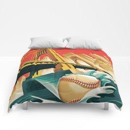 Splashdown Comforters