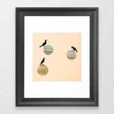 Martine Framed Art Print