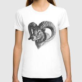 The mouflon G125 T-shirt