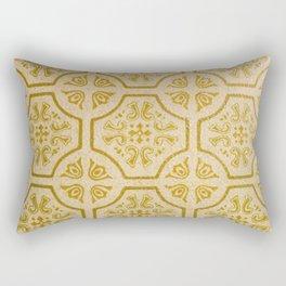 Retro linoleum Rectangular Pillow
