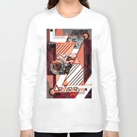 "dragonball z Long Sleeve T-shirts featuring ""Z"" by Grant Pearce"