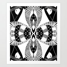Ubiquitous Bird Collection10 Art Print