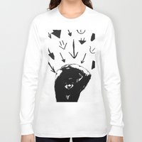 cabin pressure Long Sleeve T-shirts featuring Pressure by DaleyArts