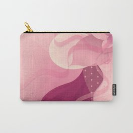 Mysterious Lady Carry-All Pouch