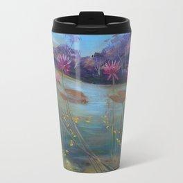 Fish eye view Travel Mug
