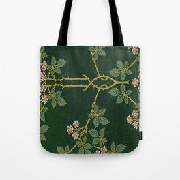Art work of William Morris Tote Bag