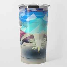 Spinning Unicorn Travel Mug