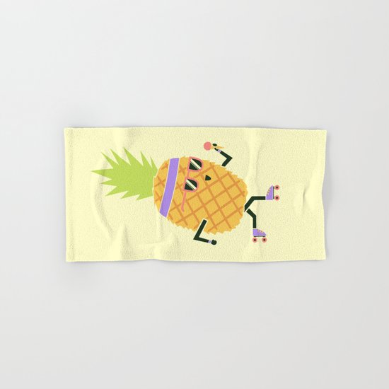Summer Rollin Hand & Bath Towel