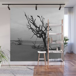 Ghost Trees Wall Mural
