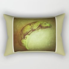 The NeverEnding Story Rectangular Pillow