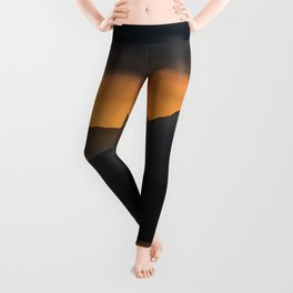 Sea to Sky Misty Mountains Leggings