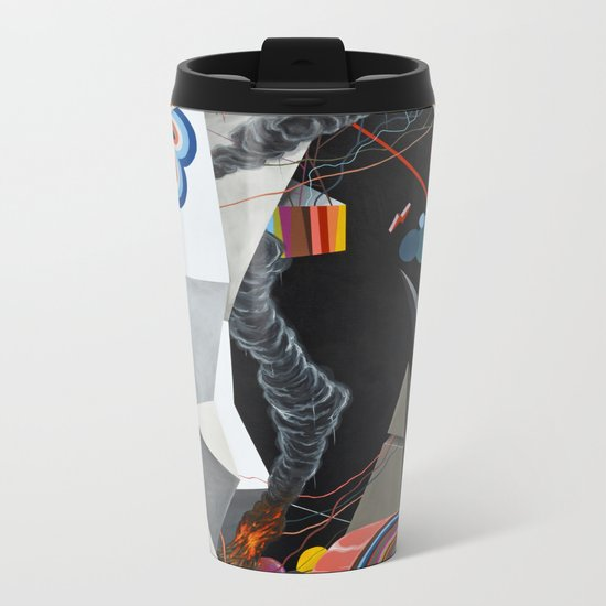 Seven Metal Travel Mug
