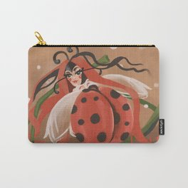 Ladybug Fantasy Carry-All Pouch