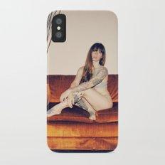Hattie Couch Slim Case iPhone X