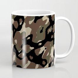 Camouflage Abstract Coffee Mug
