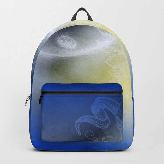 Electric Male Backpack