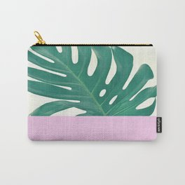 Monstera Dip Carry-All Pouch