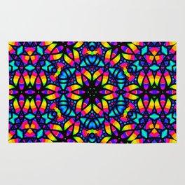 Kaleidoscope Psychedelic Dream Rug