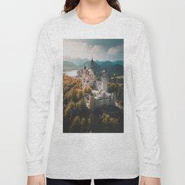 Magical Castle Long Sleeve T-shirt