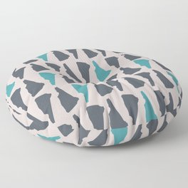 New Hampshire (Lakeside) Floor Pillow