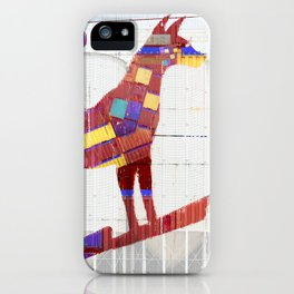 Dingo Flour iPhone Case
