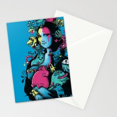 MONASTERS. Stationery Cards