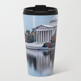 Jefferson In Baby Blue Travel Mug