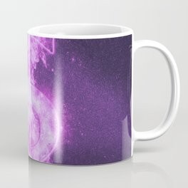 Dollar sign, Dollar Symbol. Monetary currency symbol. Abstract night sky background. Coffee Mug