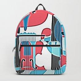 J - Never Forgotten Backpack