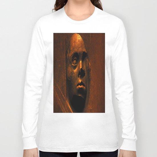 The Face Long Sleeve T-shirt