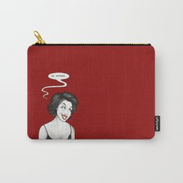 I'm Audrey Horne Carry-All Pouch