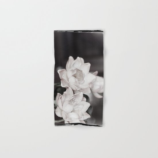 Lovely Water Lily Hand & Bath Towel