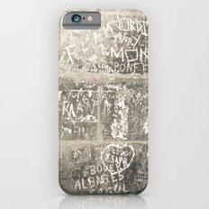 Street Chic- Barcelona Slim Case iPhone 6s
