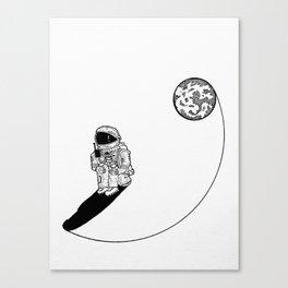 Earth Kissed Canvas Print