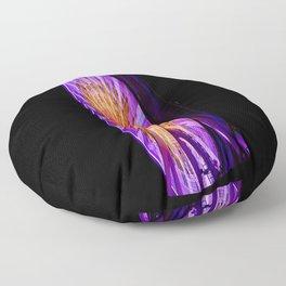 The Wheel. Floor Pillow