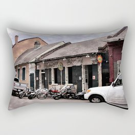 The Dungeon (New Orleans) Rectangular Pillow
