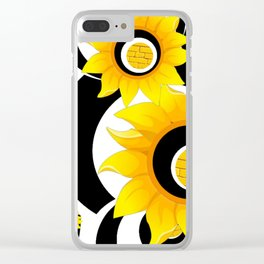 OLE YELLOE Clear iPhone Case