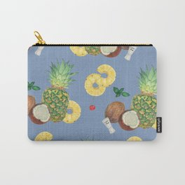 pinacolada_blue Carry-All Pouch