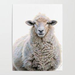 Mona Fleece-a Poster