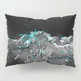 Spirit of Wild Horses Pillow Sham