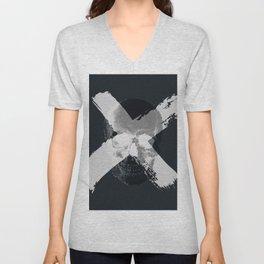 SKULL X BLCK Unisex V-Neck