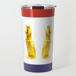 french venus colors Travel Mug