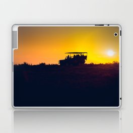 Morning African Safari Laptop & iPad Skin