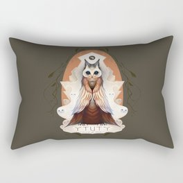 Ytuty Lord of Owls Rectangular Pillow