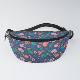 Abstract Animal Fanny Pack